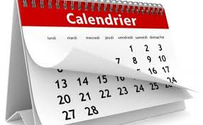 illustration calendrier